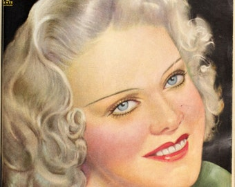 58 Vintage PICTURE PLAY Magazine 1933-1938 {.pdf on DVD} Golden Age of Hollywood (Vol # 4 of 4)