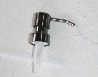 Bronze Copper Soap Dispenser Pump Bronze-ISH Soap Pump for your DIY Crafts - Mason Jar Soap Dispenser Bottle Soap Pump