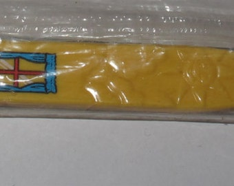 vintage mcdonalds ronald mcdonald toothbrush