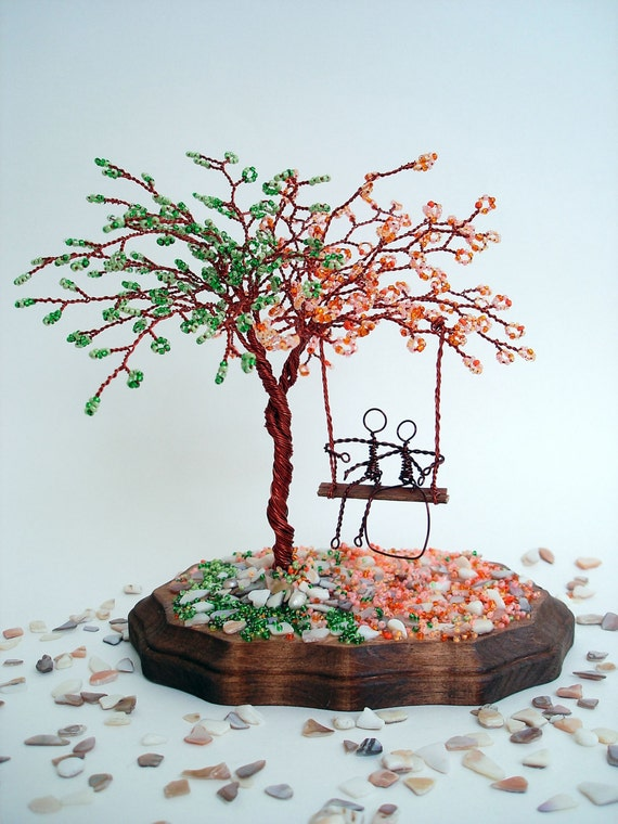 wedding cake s1 seeds blossom tree wedding cake topper anniversary by 23739