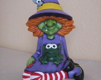Ceramic Witch