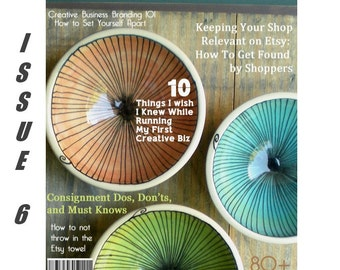 Handmadeology Magazine - Issue 6 - Customer Service - Shipping Tips