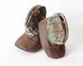 Cowboy Boots, Baby Camo Cowboy Boots Mossy Oak