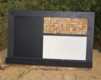 Mail Organizer, Message Center with Mail Holder, Oversized Wall Organizer