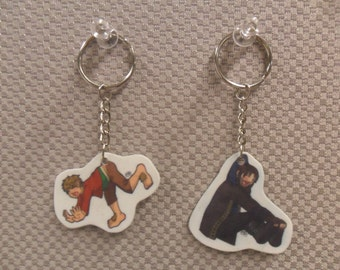 The Hobbit Dangling Charms (key chain, phone/3DS charm)