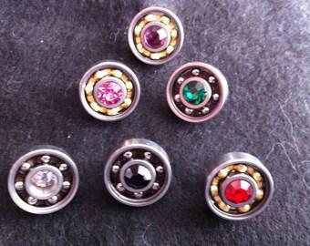 Bearing tie tac/pin