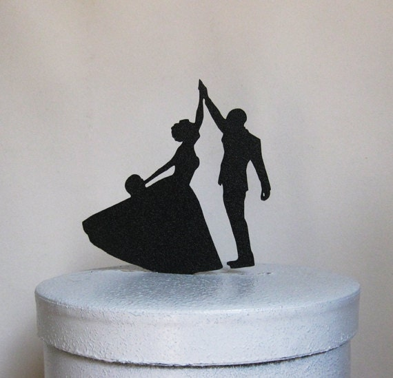 wedding cake toppers high five wedding cake topper high five by plasticsmith on etsy 26493