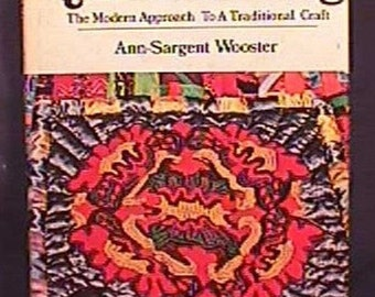 Quiltmaking by Ann-Sargent Wooster (1975)