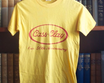 Vintage Dairy Cass Clay T Shirt
