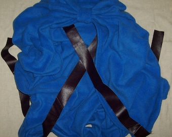 Spartan / Greek Cape from 300: Rise of an Empire - Themistocles - Blue Cape - Cape ONLY