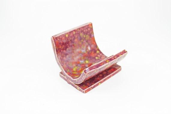 Unique ceramic business card holder for Ceramic business card holder