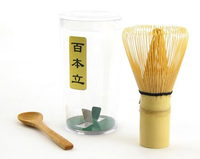 Matcha Whisk Chasen - 100 Prong