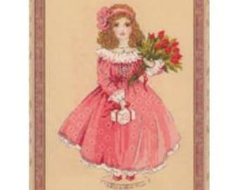 Cross Stitch Kit - Doll Sophie