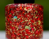Hear Me Roar handmade custom nail polish