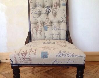 Fireside/ nursing chair