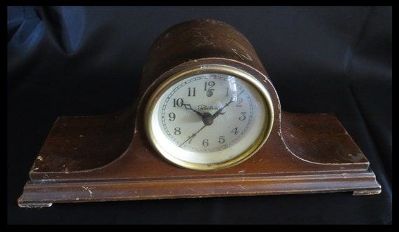 Items Similar To Classic Antique 1925 Vintage Telechron