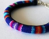 Inka Woven Wool Blanket {PERU}
