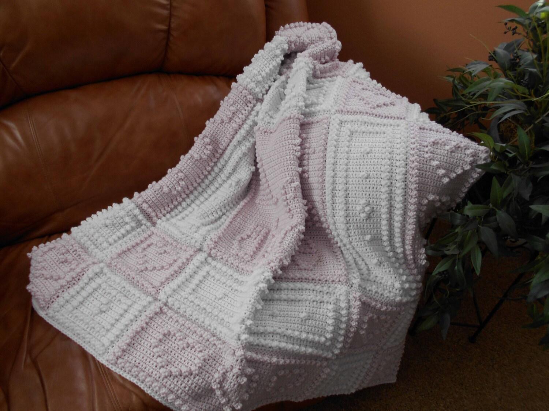 GIFT pattern for crocheted blanket
