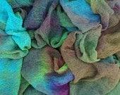 Cotton Scrim no. 09 Apple