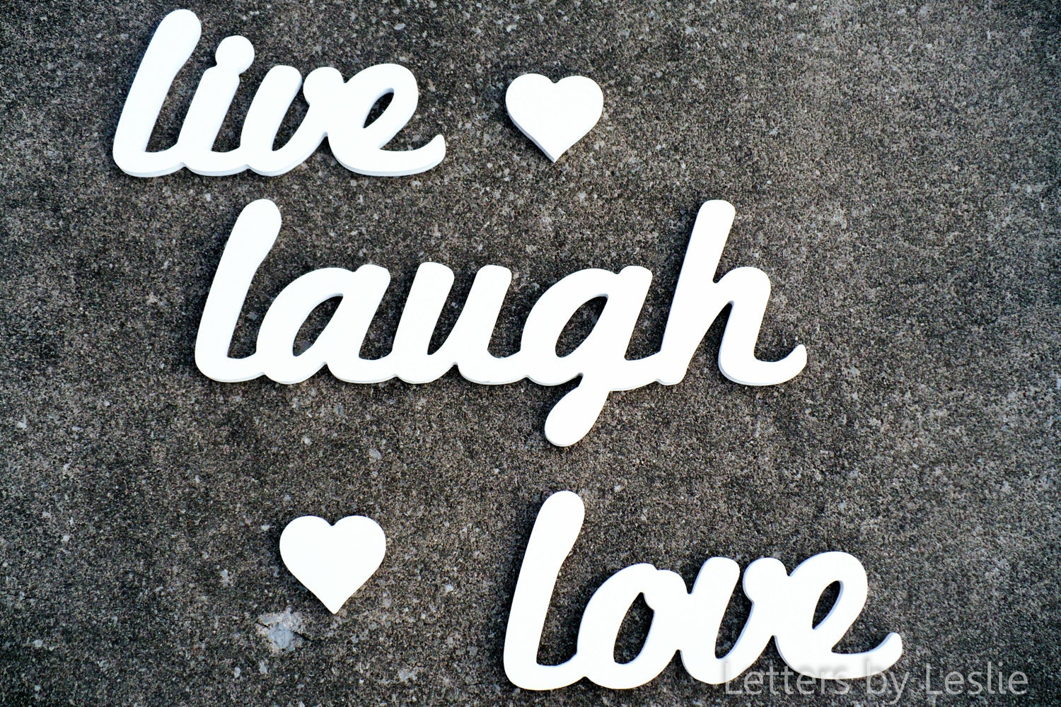 Wooden wall letters wall words live laugh love wall decor zoom amipublicfo Image collections