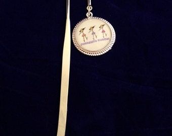 Meningioma Mommas fundraiser bookmark