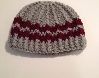 Crochet Toddler Hat, 1-3 Years