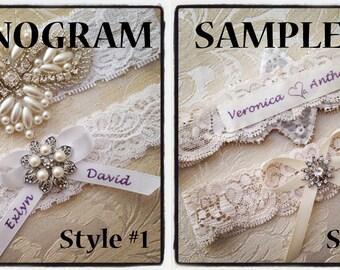 20% OFF Bridal garter set, SOMETHING BLUE Wedding Garter set, Heirloom Rhinestone and Crystal garters