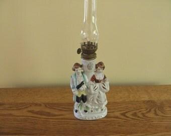 Colonial Oil Lamp