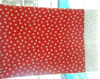 Christmas Flannel Pillow Case