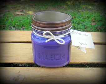 Lavender Soy Candle 8oz