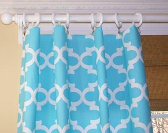 Quatrefoil Fabric Etsy