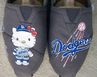 LA Dodgers Toms