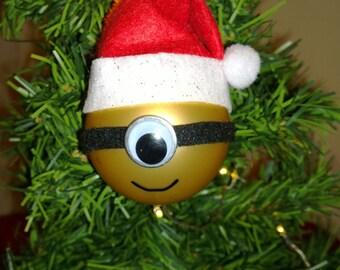 Minion ornaments!