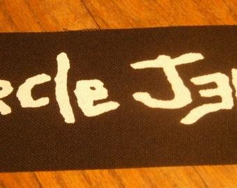 Circle Jerks Patch