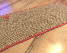 beliebte artikel f r jute rope rug auf etsy. Black Bedroom Furniture Sets. Home Design Ideas