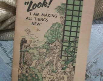 1959 Watch Tower Pamphlet