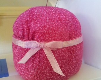 Pink Ribbon Pin Cushion