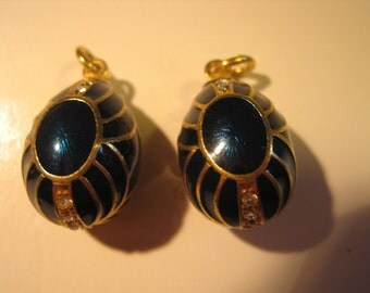 Replica Faberge Egg Pendants