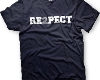 Derek Jeter Retirement -New York Yankees Captain - Re2pect T-Shirt - Respect