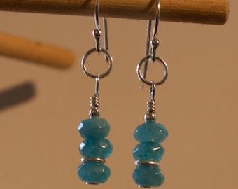 Blue Oasis Earrings