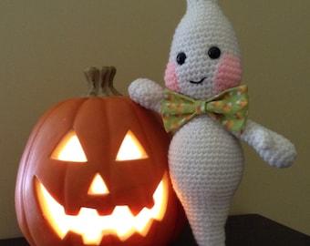SnuggleMe Ghost PDF Crochet Pattern
