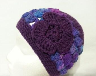 Grape Fizz  Beanie Hat