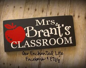 Teacher, Teacher Appreciation sign