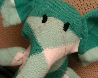 Custom Sock Elephant