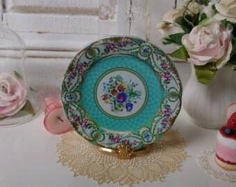 Andrea  Sèvres Dollhouse Plate