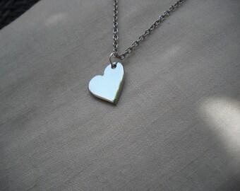 Heart/Stainless Steel/ Pendant