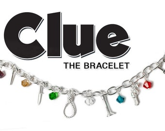 Clue Charm Bracelet