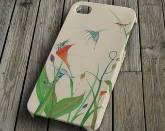 Insects - colorful - iPhone 4/4S Case - iPhone 4/4S Cover - Plastic iPhone 4/4S Case
