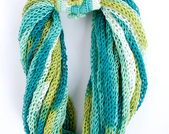 Circle Scarf Infinity Scarf Infinity Cowl