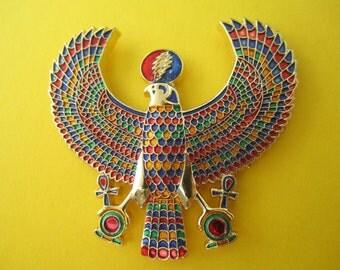 "2"" Grateful Dead Phoenix Pin (gold)"